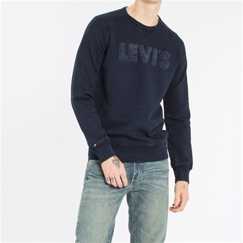 Graphic Crew Best B - Sweat-shirt - bleu marine