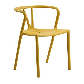 June - Chaises - jaune