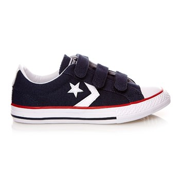 Converse - Star Player 3V Ox - Baskets Mode - bleu marine