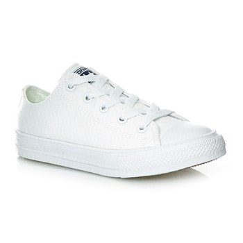 Chuck Taylor All Star II Ox - Baskets - blanc