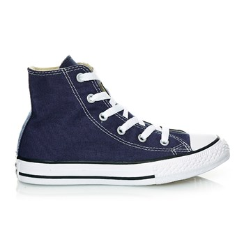 Chuck Taylor All Star Hi - Junior - Baskets - bleu marine