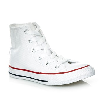 Chuck Taylor All Star Hi - Junior - Baskets montantes - blanc