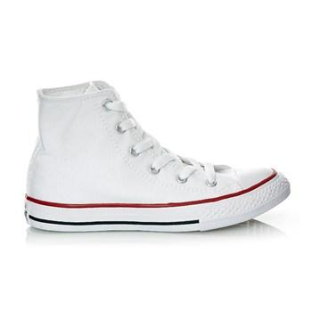 Chuck Taylor All Star Hi - Junior - Zapatillas - blanco