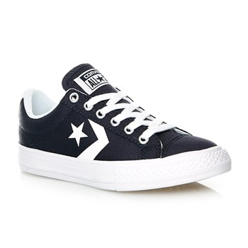 STAR PLAYER EV OX ATHLETIC NAVY/WHITE - Baskets - noir