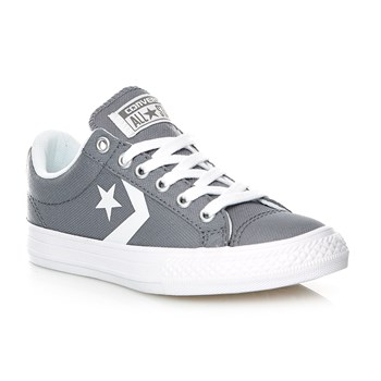 STAR PLAYER EV OX MASON/WHITE/WHITE - Baskets - gris