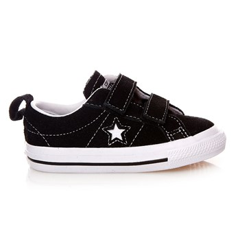 One Star 2V Ox - Baskets montantes - noir