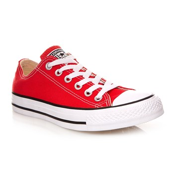 ALL STAR OX RED - Baskets - rouge