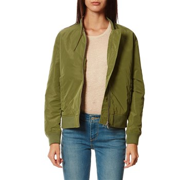Fashion - Bombers - olive