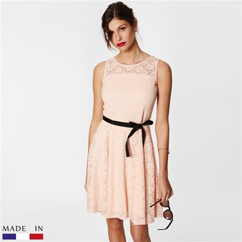 Manelle - Robe - rose