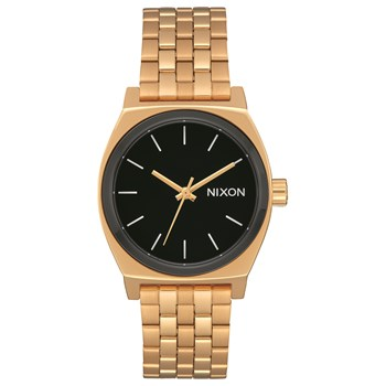 Nixon - Medium Time Teller - Montre en acier - doré