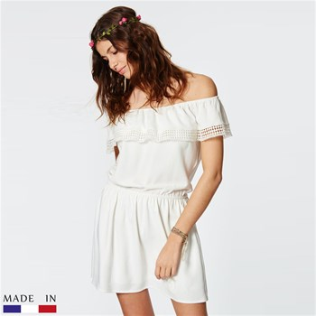 BrandAlley La Collection - Zelda - Robe droite - blanc