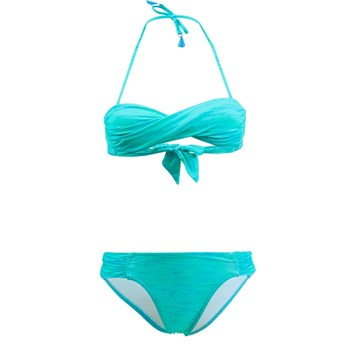 Rio Chic Sixty - Maillot 2 pièces - turquoise