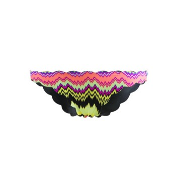 Seamless Wave Teeny - Bas de maillot - multicolore