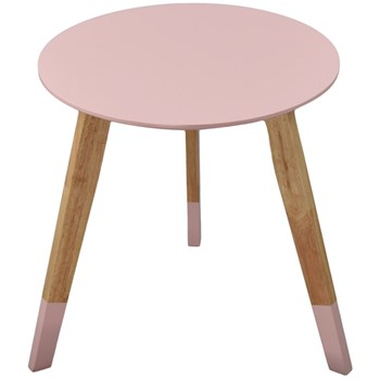 Colorama - Table ronde - aubergine