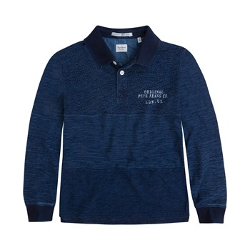 Pierce JR - Polo-Shirt - blau