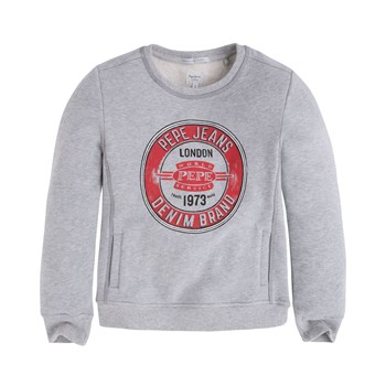 Siro JR - Sweat-shirt - gris chine
