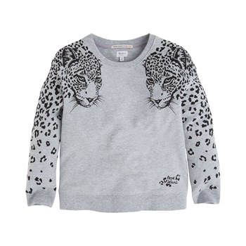 Silvia - Sweat-shirt - gris chine
