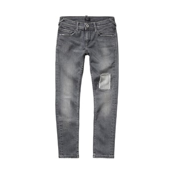 Finly Ash - Jeans dritta - blu jeans