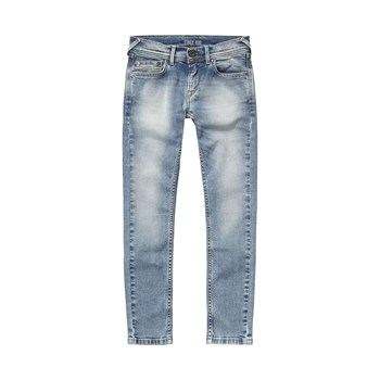 Finly - Jean skinny - denim bleu