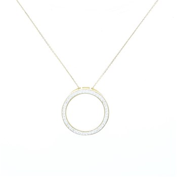 Cercle Crystal - Collar