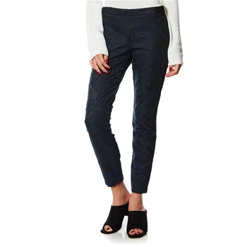 Pantalon coupe cigarette - noir
