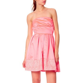 Robe Bustier - rose