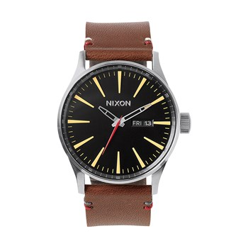 Sentry - Montre en cuir - marron