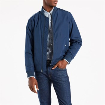 Levi's - Thermore - Teddy - blau