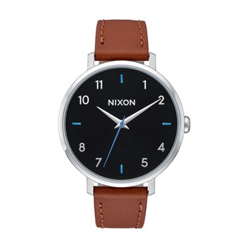 Nixon - Arrow - Montre en cuir - marron