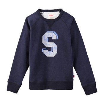 Strauss - Sweat-shirt - bleu