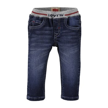 Riby - Jean recto - denim azul