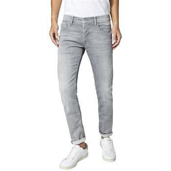Track - Jean regular - denim azul