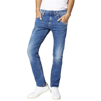 Zinc - Jean regular - denim azul