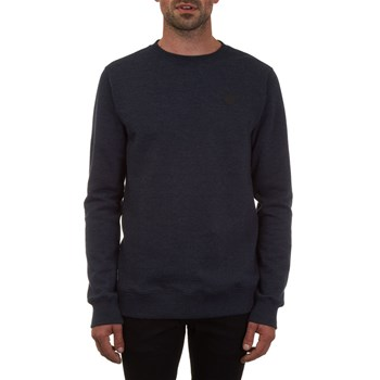 Single Stone Crew - Sweat-shirt - bleu marine
