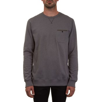 Jasp Crew - Sweat-shirt - gris
