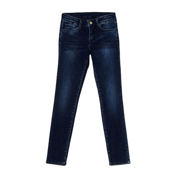 Power - Jean slim - denim azul