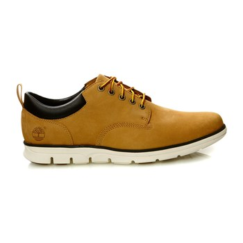 Bradstreet 5 Eye Ox Wheat - Lederderbies
