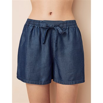 Easy - Short/bermuda - bleu