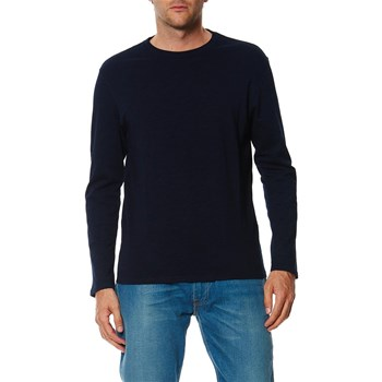 LS Mission tee saturated - T-shirt - bleu marine