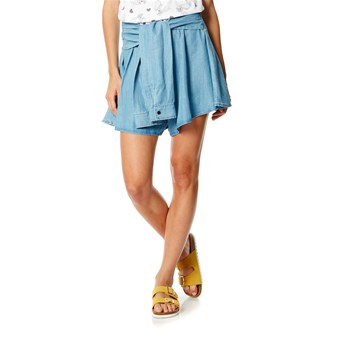 Galipette - Short - jeansblau