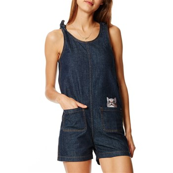 Nekko - Combi-short - denim bleu