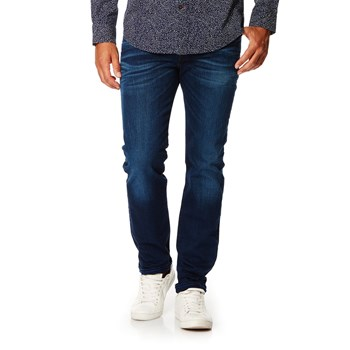 Buster - Jean Tapered - denim bleu