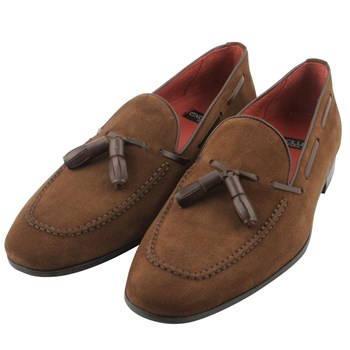 Harry - Mocassins en cuir - marron