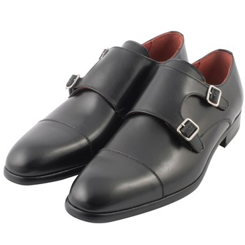 Spencer - Derbies en cuir - noir