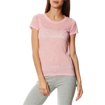 Everlast - T-shirt manches courtes - rose