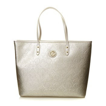 Shopping bag - argentato