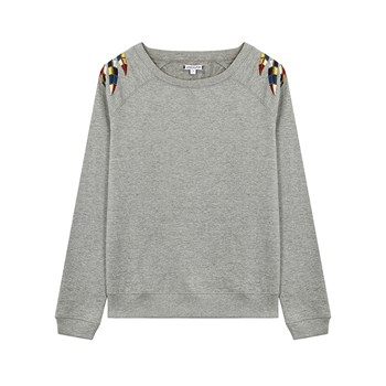 Amenapih - Joplin - Sweat-shirt - gris