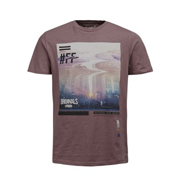 Tort - T-shirt manches courtes - taupe