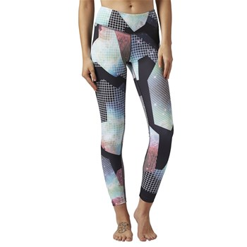 Reebok Performance - Legging - noir
