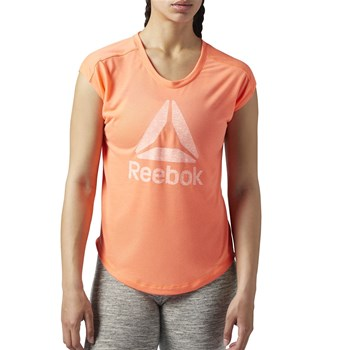 Reebok Performance - T-shirt de sport pour training - corail